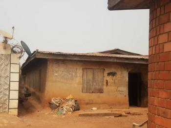 Old Tenement Building of 8 Rooms, Sasa, Close to Ui Dlc, Ibadan, Oyo, Detached Bungalow for Sale