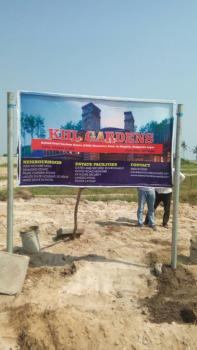 Serene Buy and Build Plots of Land for Sale at Khl Gardens Phase 2 (c of O), Beside Westwood Park, Off Cmb Road, Behind Novare Mall (shoprite), Sangotedo, Ajah, Lagos, Residential Land for Sale