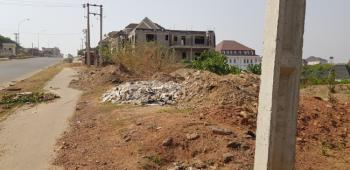 2000sqm Flat Land with C of O Title, Linda Chalker Street, Asokoro District, Abuja, Residential Land for Sale