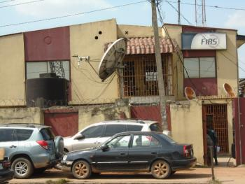 Building of 5 Bedrooms Duplex with 3 Nos 3 Bedroom Flats with Bq, Idimu - Egbeda Road, By Lab Bus-stop, Idimu, Egbeda, Alimosho, Lagos, Detached Duplex for Sale