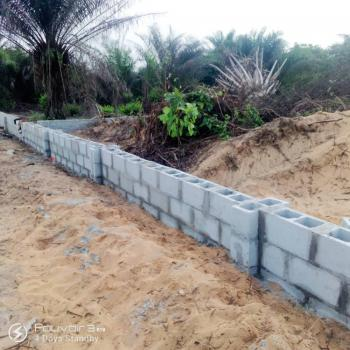 Land with Survey at Key Heaven Phase 3, Key Heaven Phase Right on a Major Road  Along Okeodo Igbonla, Epe, Lagos, Residential Land for Sale