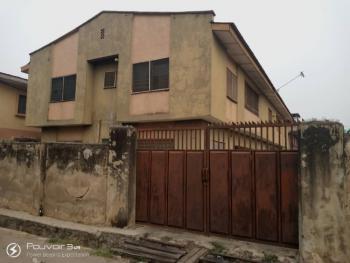 4 Nos 3 Bedroom Flats in a Serene Environment, Adewunmi Layout, Molete, Ibadan, Oyo, Block of Flats for Sale