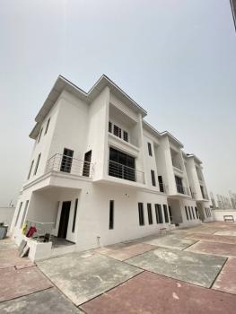 Newly Built 4 Bedroom Terrace with Bq Available, Osapa London, Lekki, Lagos, Terraced Duplex for Sale