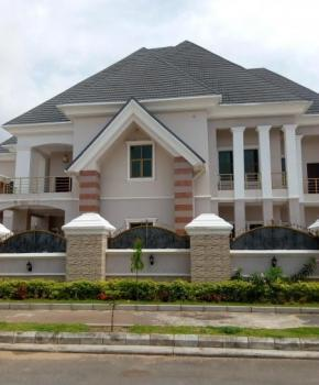 a High-end Ambassadorial Mansion of Spacious 8 Bedroom Detached Duplex, Maitama District, Abuja, Detached Duplex for Sale
