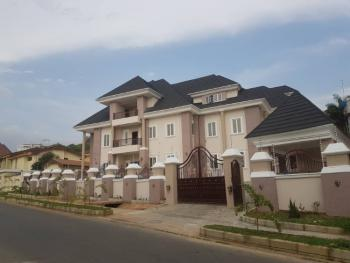 Brand New Top Notch 8 Bedroom Mansion with Lift & Excellent Facilities, Maitama, Maitama District, Abuja, Detached Duplex for Sale