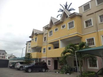 4 Bedroom Terrace with Pool, Bq and Gym, Parkview, Ikoyi, Lagos, Terraced Duplex for Sale