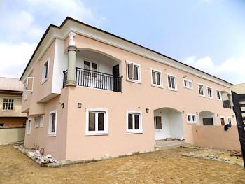 New House, Large Compound 4 Bedrooms Semi Detached Duplex with Big Bq, Ajah, Lagos, Semi-detached Duplex for Rent