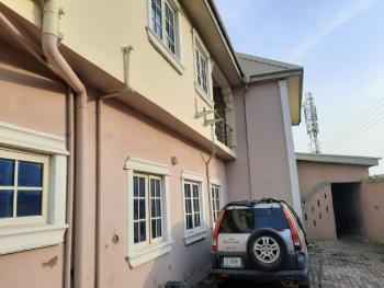 Modern 4 Bedroom Duplex with 2 Flats, By Folarin Street, Satellite Town, Ojo, Lagos, Detached Duplex for Sale