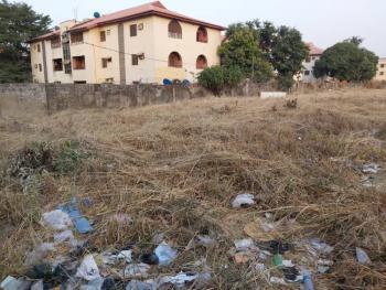 Commercial Ware House Plot, Garki, Abuja, Warehouse for Sale
