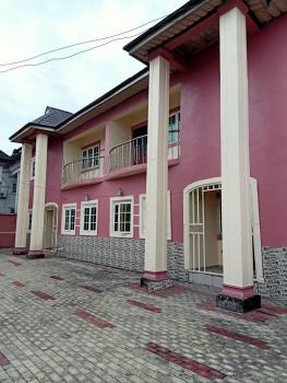 Executive 2units 4 Bedroom Duplex with Modern Facilities, Elelewon, Port Harcourt, Rivers, Semi-detached Duplex for Sale