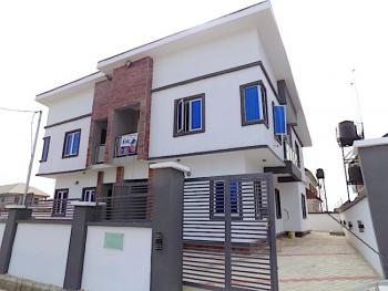 New House, Spacious 4 Bedrooms Semi Detached Duplex in an Estate, Thomas Estate, Ajah, Lagos, Semi-detached Duplex for Sale