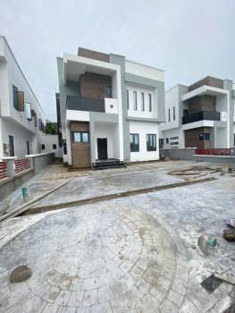 Gorgeous 5 Bedrooms Detached Duplex Newly Built with Bq, Royal Garden Estate, Ajah, Lagos, Detached Duplex for Sale