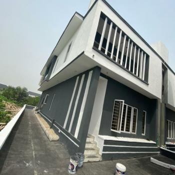 Newly Built 4 Bedrooms Semi Detached Duplex with Bq, 2nd Toll, Lekki, Lagos, Semi-detached Duplex for Sale