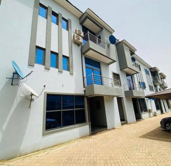 a 4 Bedroom Terraced Duplex with Attached Bq, Mabushi, Abuja, Terraced Duplex for Sale