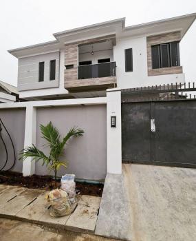 Newly Built 4 Bedroom Fully Detached Duplex;, Agungi, Lekki, Lagos, Detached Duplex for Sale