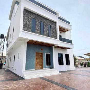 Newly Built 5 Bedrooms Fully Detached Duplex, Lekki County Homes, Ikota, Lekki, Lagos, Detached Duplex for Sale