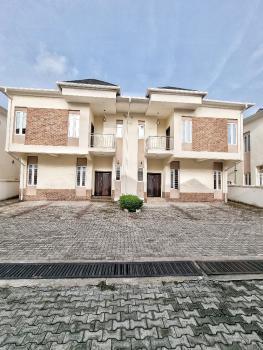 Luxury 4 Bedroom Semi Detached Duplex with Bq, By Mobil Estate, Ajah, Lagos, Semi-detached Duplex for Sale