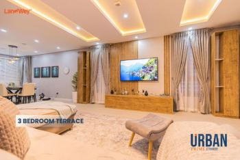 Luxurious and Smart Home with Studio Apartment at Offplan Price, Ogombo, Ajah, Lagos, Terraced Duplex for Sale