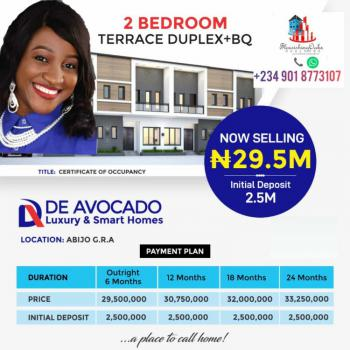 Luxury 2 Bedroom Terrace Smart Duplex, Gra, Abijo, Lekki, Lagos, Terraced Duplex for Sale