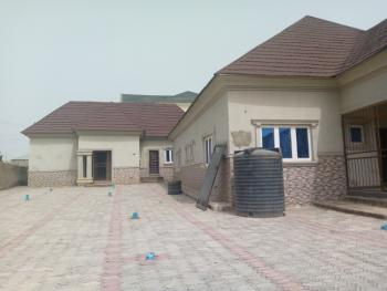 Luxury Three Bedroom Bungalow with Bq, Pyakasa, Lugbe District, Abuja, Detached Bungalow for Sale