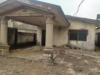 a 3 Bedroom Bungalow and a Self Contained Room at The Back, Iyewo Estate, Araromi Bus-stop, Off Lasu Isheri Expressway, Akesan, Igando, Alimosho, Lagos, House for Sale