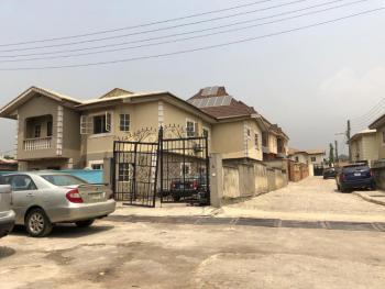 411 Square Meters Land + 5 Bedrooms Building), Peace Garden Estate, Soluyi, Gbagada, Lagos, Residential Land for Sale