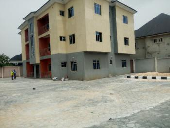 Luxury Newly Built  2 Bedroom Flat with Modern Facilities, Sunrise Estate Off Okporo Road Rumuodara, Port Harcourt, Rivers, Flat for Rent