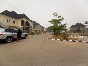 Well Located Dry Detached Duplex Plot (650sqm), Beside Brains and Hammers Estate, Galadimawa, Abuja, Residential Land for Sale