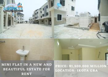 Mini Flat in a New and Beautiful Estate, Ikota Gra, Ikota, Lekki, Lagos, Mini Flat for Rent