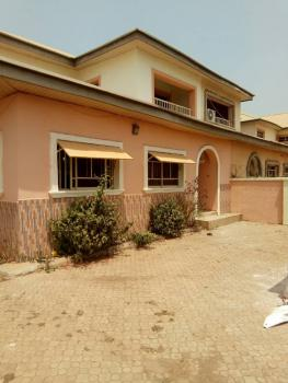 Semi-detached 4 Bedroom with 1 Bedroom B/q, By Cedarcrest Hospital, Apo, Abuja, Semi-detached Duplex for Sale