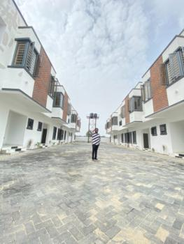 3 Bedroom Fully Serviced Terrace with Bq, By Abraham Adesanya Former Roundabout., Ajah, Lagos, Terraced Duplex for Sale