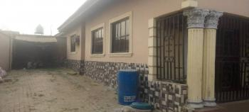 Fenced & Gated Corner Piece 4 Bedroom Bungalow, Bankole Fagboye, Obawole, Ogbadibo, Benue, Detached Bungalow for Rent