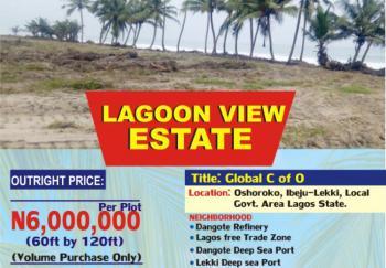 Waterfront Dry Land with C of O, Near Dangote Fertilizer Plant, Lekki Free Trade Zone, Lekki, Lagos, Mixed-use Land for Sale