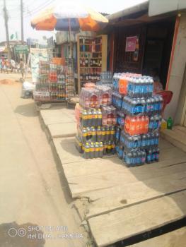 Commercial Full Plot of Land with Shop, Major Akowonjo Road, Akowonjo, Alimosho, Lagos, Plaza / Complex / Mall for Sale