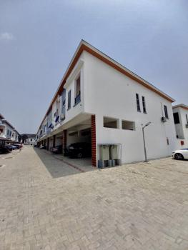 Exquisitely Finished and Fully Serviced 4 Bedrooms Terraced Duplex, Chevron Drive, Lekki, Lagos, Terraced Duplex for Sale