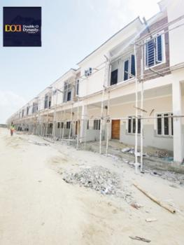 Nicely and Spaciously Built 3 Bedrooms Terraced Duplex, By Chevron Toll, Lekki, Lagos, Terraced Duplex for Sale