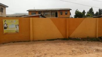 a Block of 4 Nos 2 Bedroom Flats, Peace Land Estate, By Nnpc Filling Station, Giwa, Oke-aro, Ogun, Block of Flats for Sale
