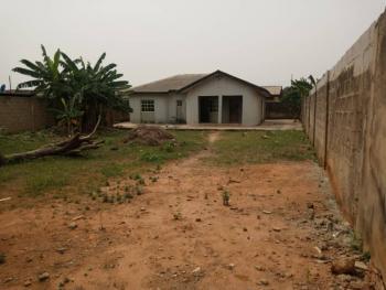 Massive 3 Bedrooms Bungalow with 4 Shops, Ipaja - Ayobo, Ipaja, Lagos, Detached Bungalow for Sale