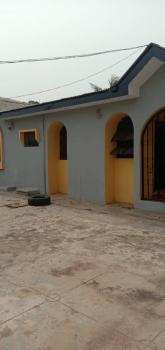 Clean 3 Bedrooms Flat, Akute, Ojodu Extension, Alagbole, Ifo, Ogun, Detached Bungalow for Sale