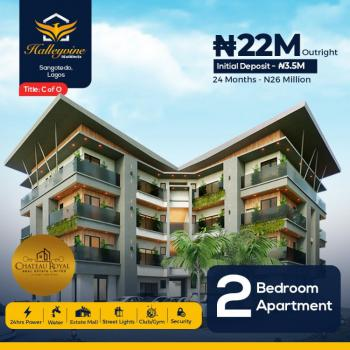 2 Bedrooms Apartment in Good Location, Halleyvine Residences, Near Novare Shoprite, Sangotedo, Ajah, Lagos, Block of Flats for Sale