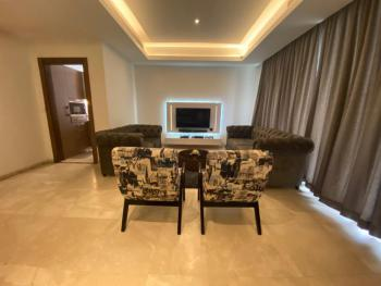 Luxury Three Bedrooms Flat with Gym and Swimming Pool, Ahmadu Bello Way, Victoria Island, Eko Atlantic City, Lagos, Flat Short Let