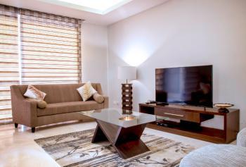 Fully Furnished Three Bedrooms Flat, Ahmadu Bello Way, Victoria Island, Eko Atlantic City, Lagos, Flat Short Let