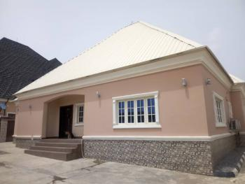 Newly Built Luxury 3 Bedroom Fully Finished and Fully Serviced Bungal, Gold City Estate Pyakasa Lugbe Fct, Lugbe District, Abuja, Semi-detached Bungalow for Rent