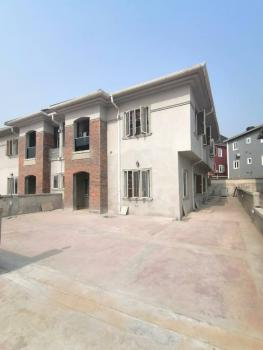 90% Finished 4 Bedrooms Semi Detached Duplex with Bq, Behind Shoprite, Sangotedo, Ajah, Lagos, Semi-detached Duplex for Sale