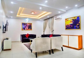 Exquisite Three Bedrooms Flat, Palm Spring Road, Ikate, Lekki, Lagos, Flat Short Let