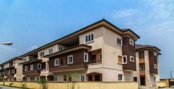 a Well Maintained and Serviced 3 Bedroom Terraced Duplex + Bq, Kusenla Road, Ikate, Lekki, Lagos, Terraced Duplex for Sale