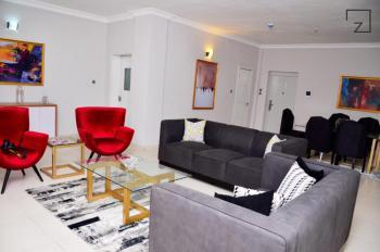 Tastefully Furnished Three Bedrooms Flat, Palm Springs Road, Ikate, Lekki, Lagos, Flat Short Let