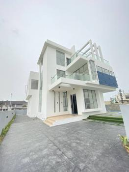 Newly Built Luxury 5 Bedrooms Fully Furnished and Fully Serviced Detached Duplex, Osapa London, Apapa, Lagos, Detached Duplex for Sale