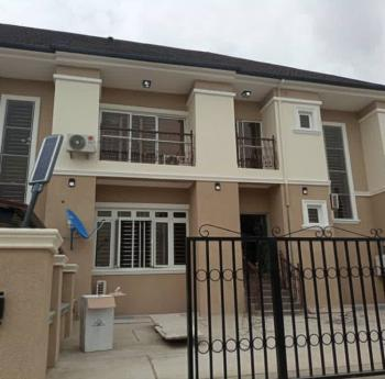 Newly Built Luxury 4 Bedroom Fully Finished and Serviced Terraced, Riverpark Estate Airport Road Lugbe Fct, Lugbe District, Abuja, Terraced Duplex for Rent