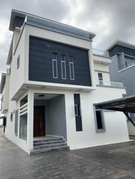 Luxuriously Built 5 Bedroom Fully Detached Duplex with 1 Room Bq, Pinnock Estate, Osapa, Lekki, Lagos, Detached Duplex for Sale